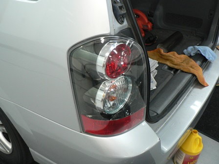 Car and Truck Tail light tinting film