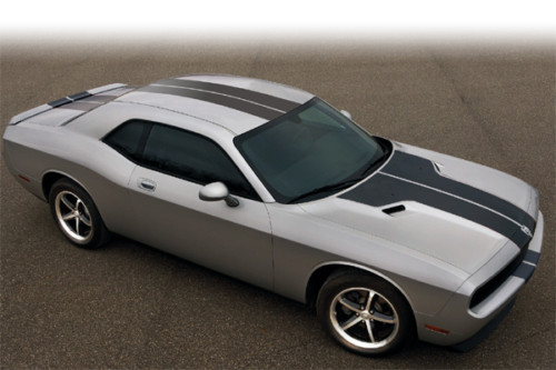 Dodge Challenger Factory Graphics